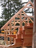 Log and Timber Frame Building Sales