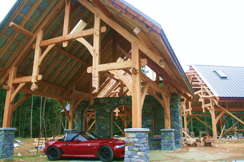 Island School Of Building Arts Gt Courses Gt Timber Frame