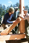 ISBA School -  Timber Post and Beam