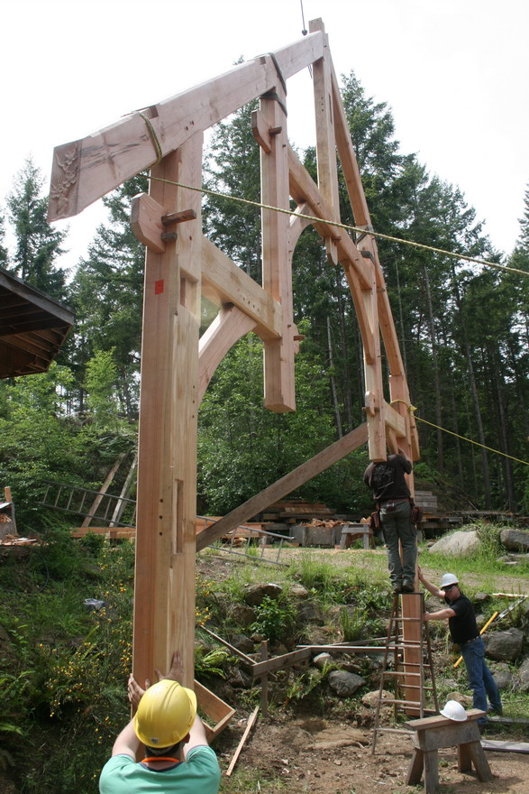 Island School Of Building Arts Gt Store Gt Timber Frame